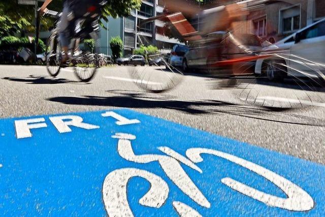 Landratsamt soll Radschnellverbindung bis 2025 planen