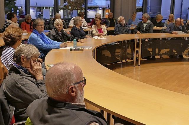 Senioren sollen eine Lobby bekommen