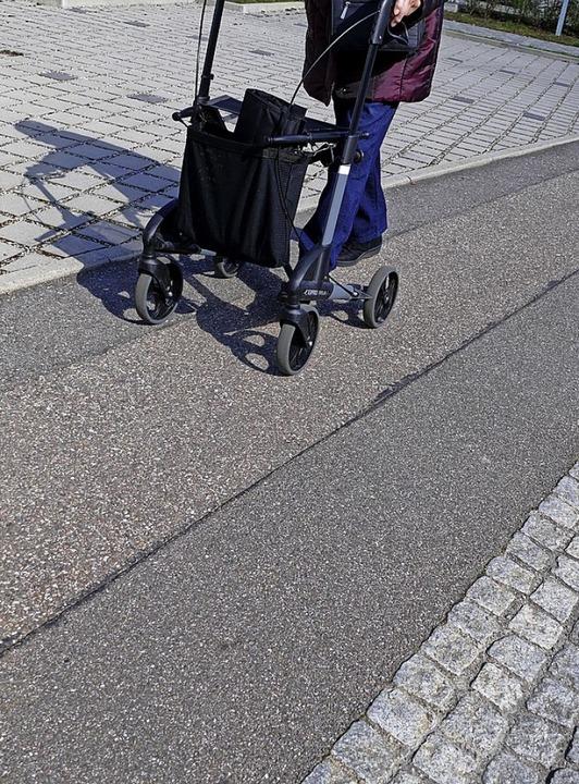 Barrierefreiheit ist für Senioren wichtig.   | Foto: Victoria Langelott