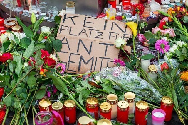 Terror in Halle: Ein Tag der Scham und Schande