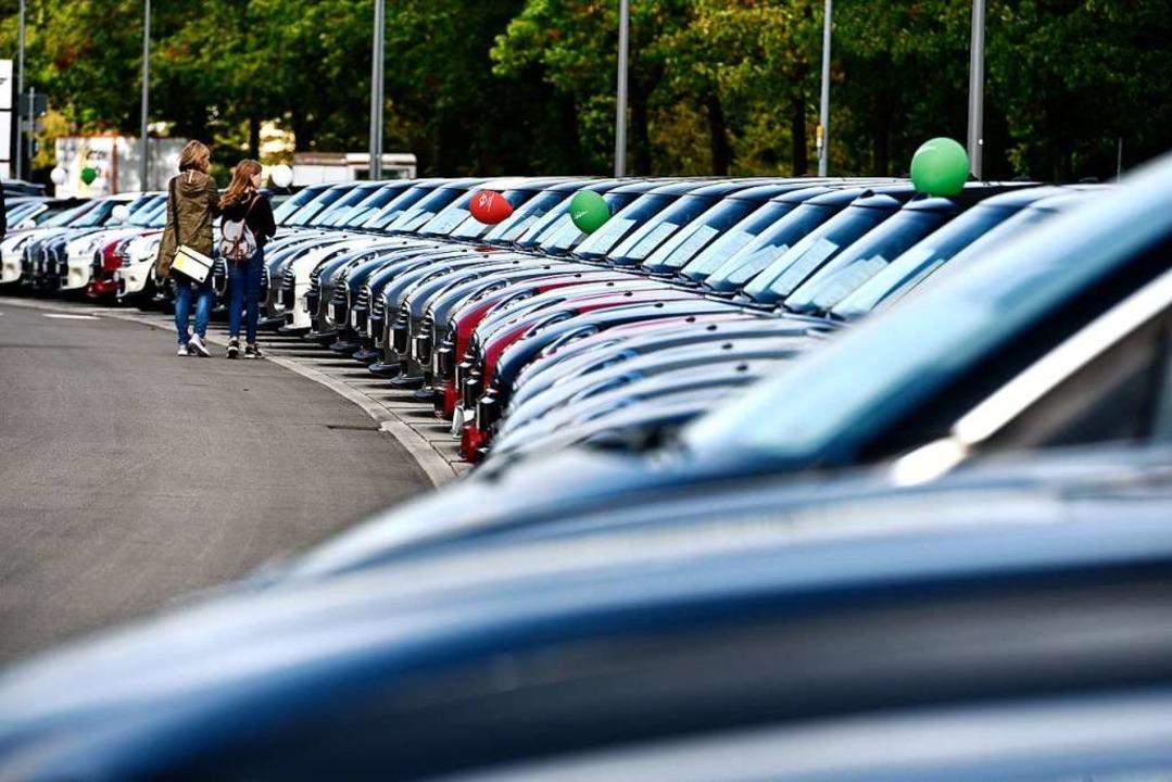 Die versprochenen Autos wurden nicht ausgeliefert (Symbolbild).  | Foto: Thomas Kunz