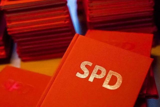 Die Lörracher SPD hat ihr Wunschduo für den Parteivorsitz schon gefunden