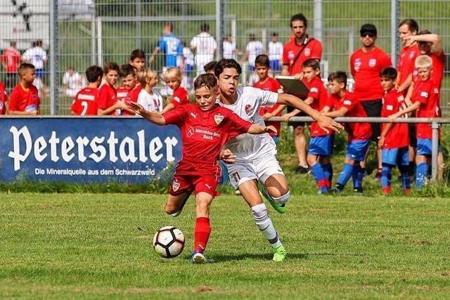 Der Offenburger FV ist ein Sprungbrett für junge Kicker