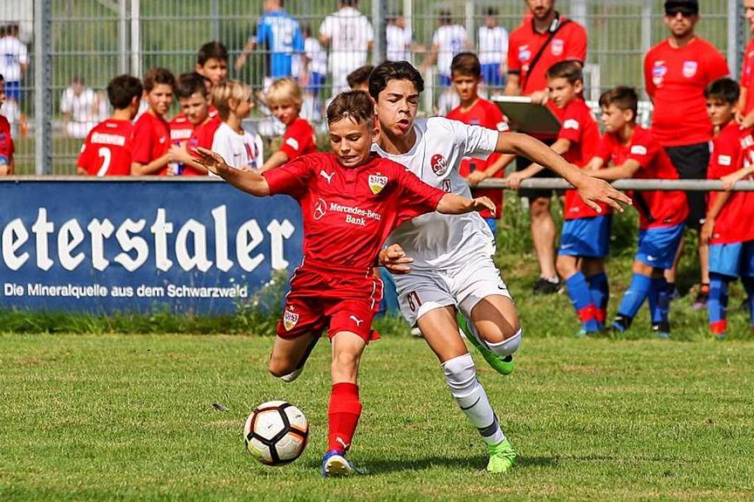 Viel Herzblut wird beim   Offenburger ...Stuttgart) in die Jugendarbeit gelegt.  | Foto: Alexandra Buss