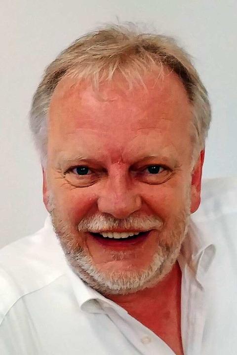 Markus Beyer vom Bundesverband Bürohun...e das Arbeitsklima im Büro verbessern.  | Foto: Bundesverband Bürohund e.V.