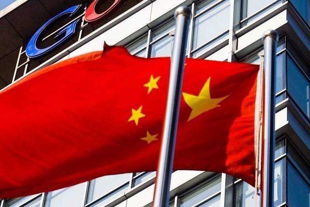 Unternehmen kuschen vor China