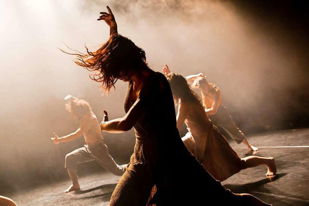 Die Aakash Odedra Company  | Foto: Sean Goldthorpe
