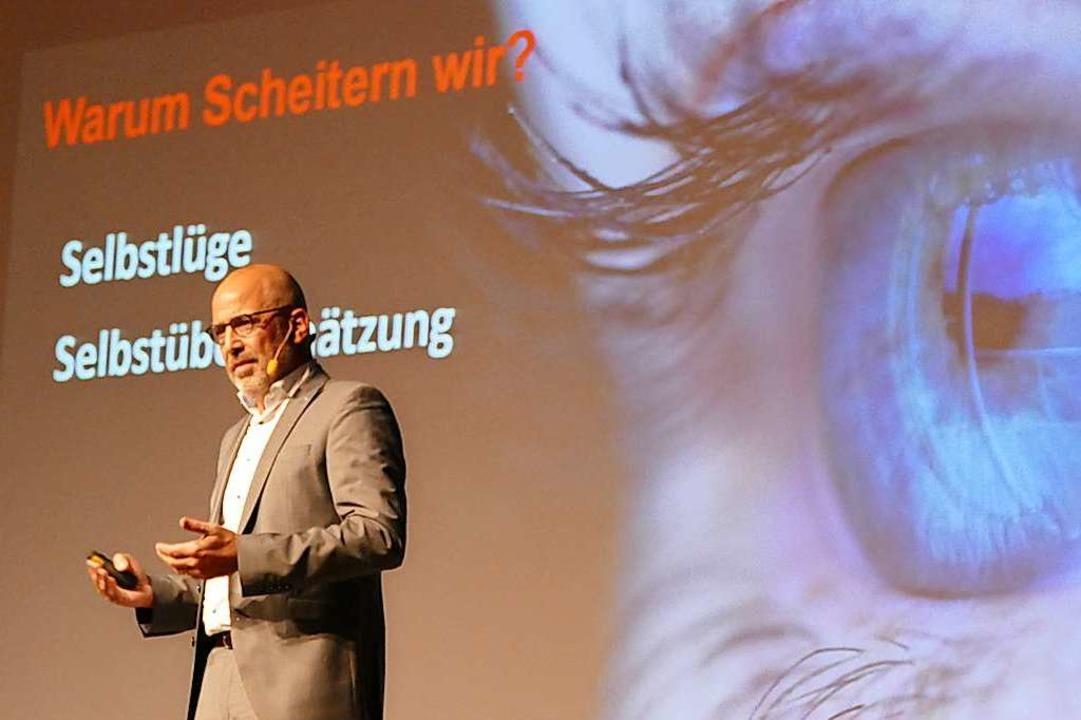 Bert Overlack identifizierte unter and...erschätzung als Gründe fürs Scheitern.    Foto: Ralf H. Dorweiler