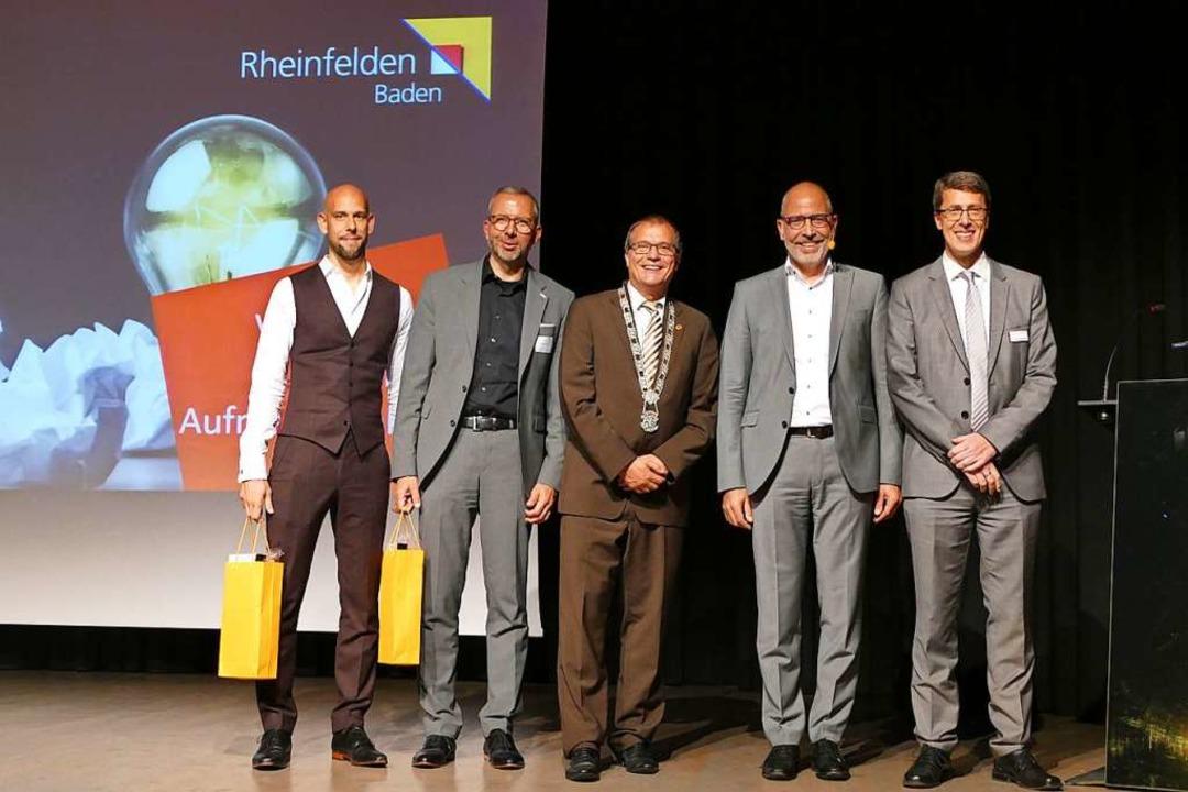 Die Protagonisten: Markus Czerner (von...rdt, Bert Overlack und Elmar Wendland.    Foto: Ralf H. Dorweiler