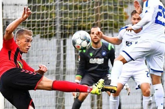 SC Freiburg besiegt Karlsruhe mit 1:0