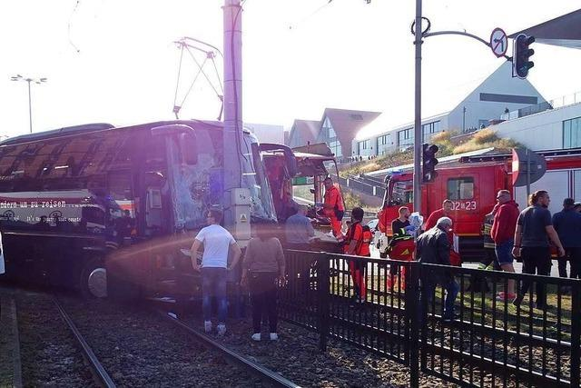 Wie Mitreisende aus Kandern das Busunglück in Danzig erlebt haben