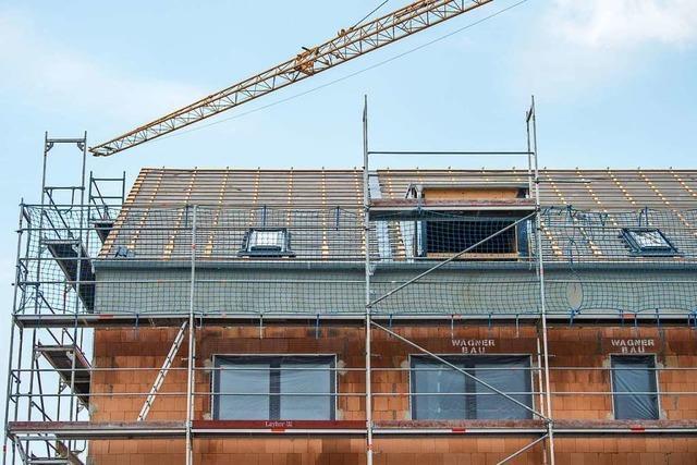 Im Ortsteil Wittelbach sollen 24 Bauplätze entstehen