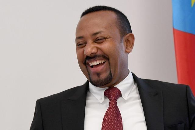 Liveblog: Friedensnobelpreis geht an Äthiopiens Premier Abiy Ahmed