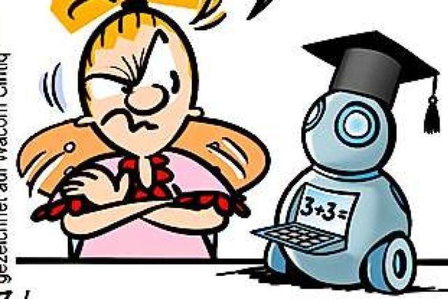 Lucy Backfisch: Der Lernroboter
