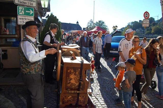Goldenes Herbstwochenende in Laufenburg
