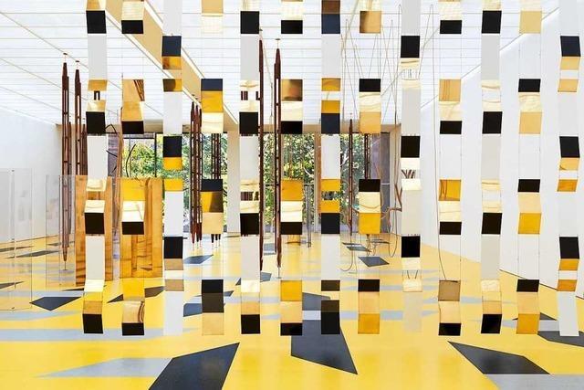 Fondation Beyeler zeigt 5 Positionen zum Thema Raum in der Kunst