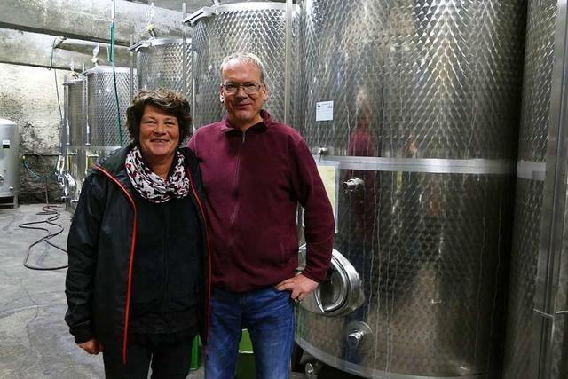 Was sich in 140 Jahren auf dem Weingut Straub in Blansingen verändert hat