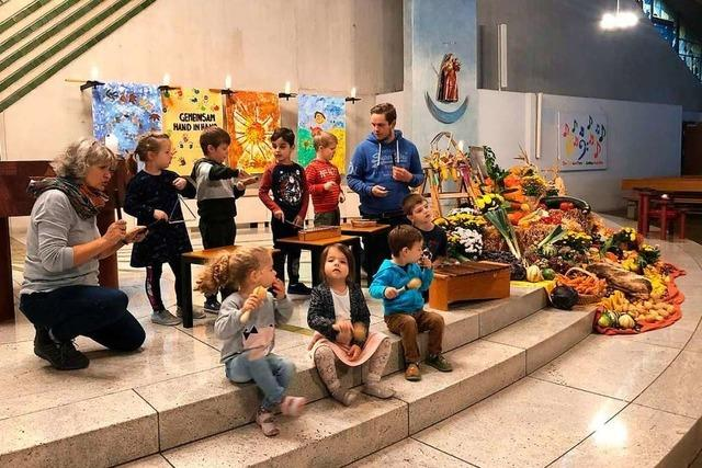 Kindergarten St. Andreas feiert 50-jähriges Bestehen