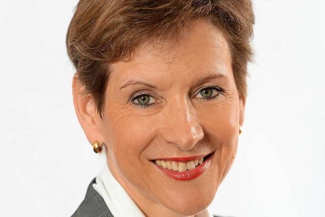 Marion Dammann wird wohl Landrätin im Landkreis Lörrach bleiben