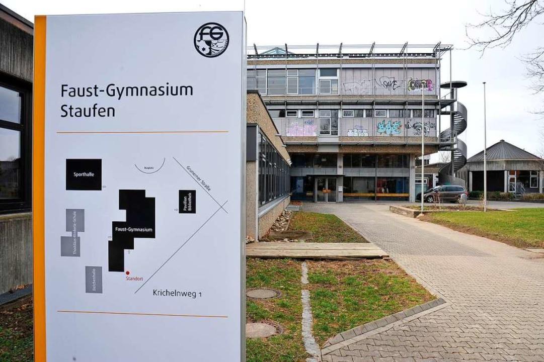 Faust-Gymnasium  | Foto: Hans-Peter Müller