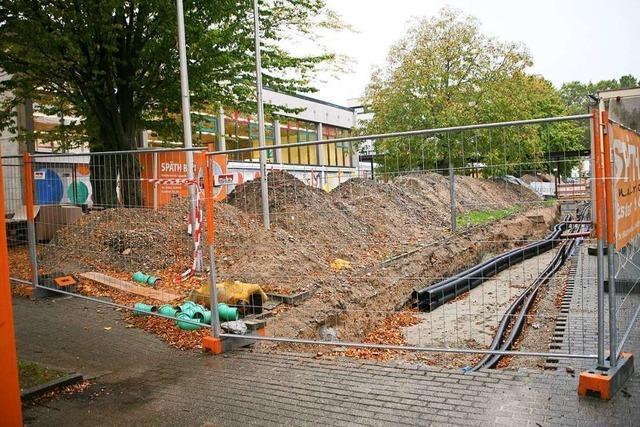 Baubeginn für Grundschule im März