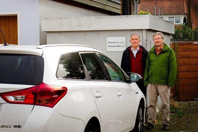 Carsharing-Verein hört auf – nach mehr als 25 Jahren