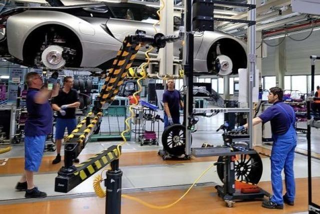 E-Auto bringt neue Jobs – Die Automobilindustrie im Wandel