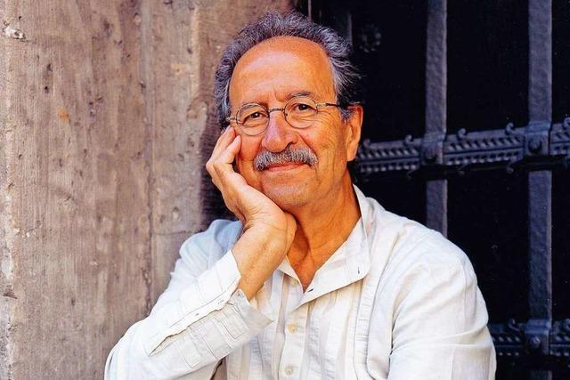 Rafik Schami liest in Freiburg aus seinem neuen Roman vor