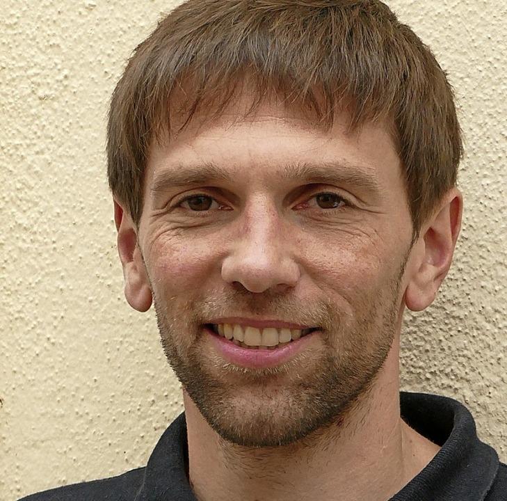 Jan Happle will Müllheim für Nachtschwärmer attraktiver machen.    Foto: Susanne Ehmann