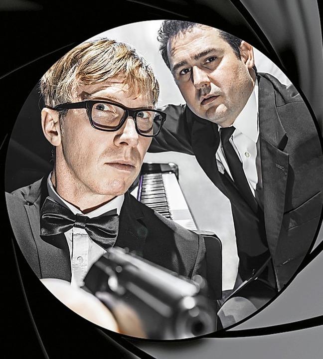"Duo ""Mr. Bond""   | Foto: kallekalmbach.de/fotolia"