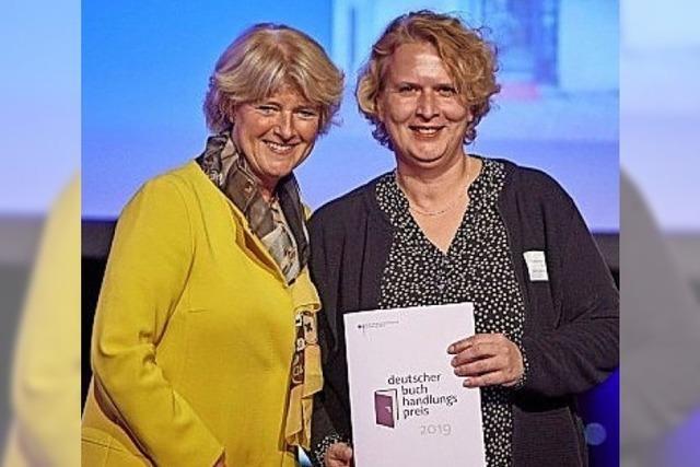 Bücherstube in Kirchzarten erhält Deutschen Buchhandlungspreis