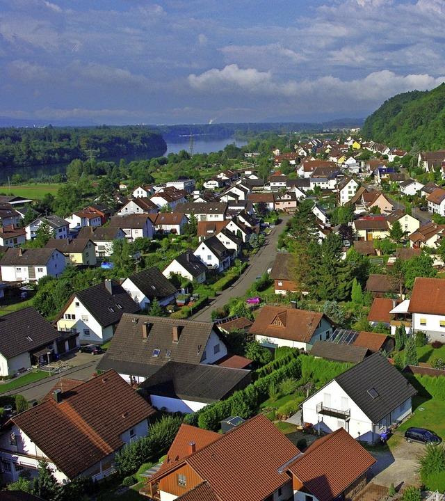 Schwörstadt beteiligt sich  an der neuen Energiedienst Kommunal GmbH.  | Foto: Rolf Reißmann