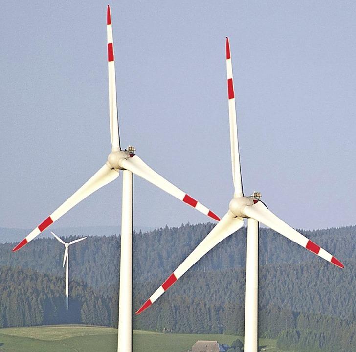 Der Windkraft-Streit im Kleinen Wiesental geht in die nächste Runde.    Foto: Patrick Seeger