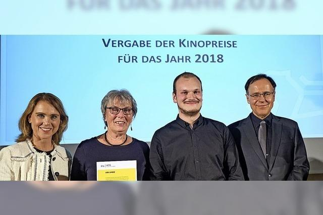 Land ehrt Neustädter Kinomacher mit Preis