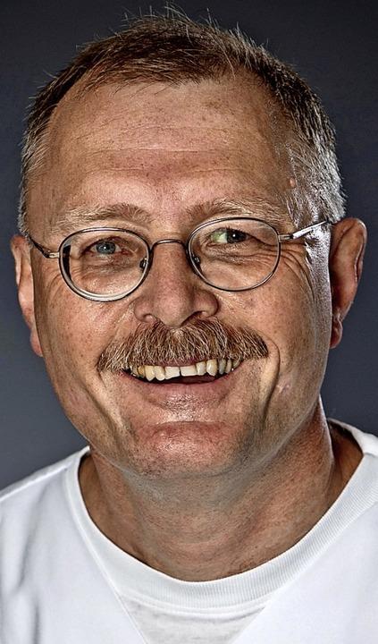 Oberarzt Horst Gaiser   | Foto: privat
