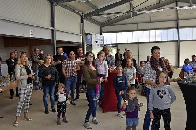 Neue Turnerbund-Halle ist eröffnet