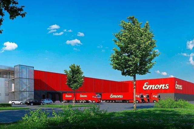 Spedition investiert 13,5 Millionen Euro in Kenzingen