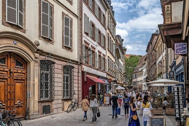 Grand' Rue: Immer mehr Ladenketten