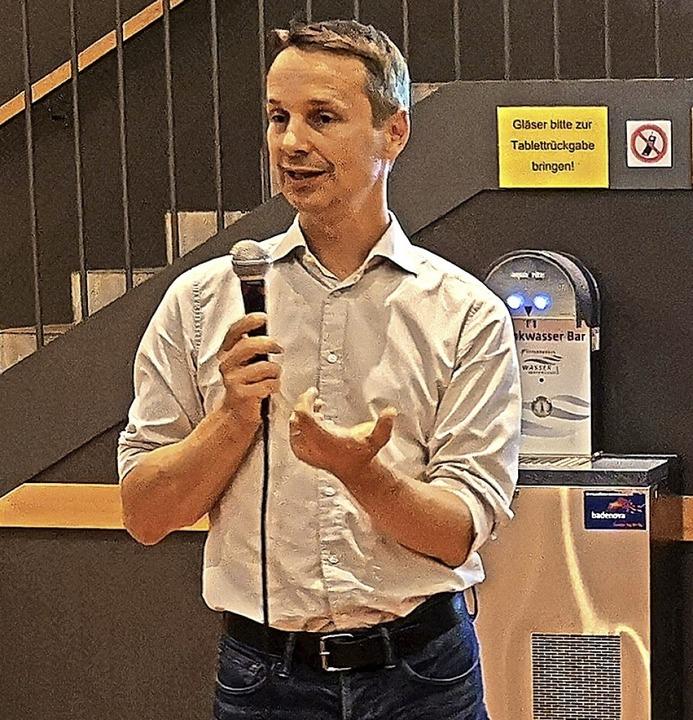 Professor Daniel Kray   | Foto: Nele Augenstein