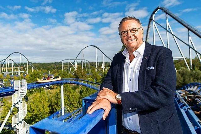 Der Selbermacher – Europa-Park-Chef Roland Mack wird 70
