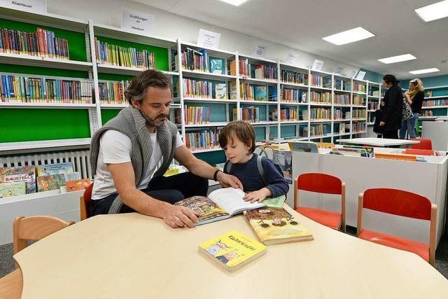 Die Freiburger Kinder- und Jugendbibliothek feiert 60. Geburtstag
