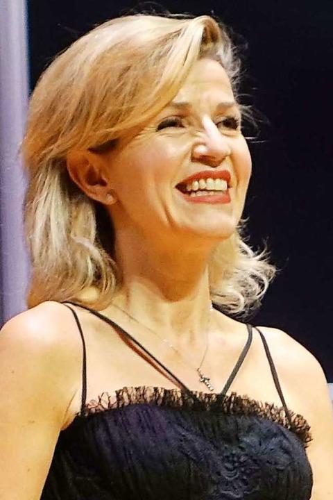 Haben sich verdient gemacht: Anne-Sophie Mutter...     Foto: Roswitha Frey