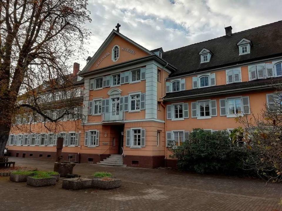 Das Stammhaus der Diakonissen, das &#8...ündermutter Regine Jolberg überlassen.  | Foto: Ulrike Derndinger