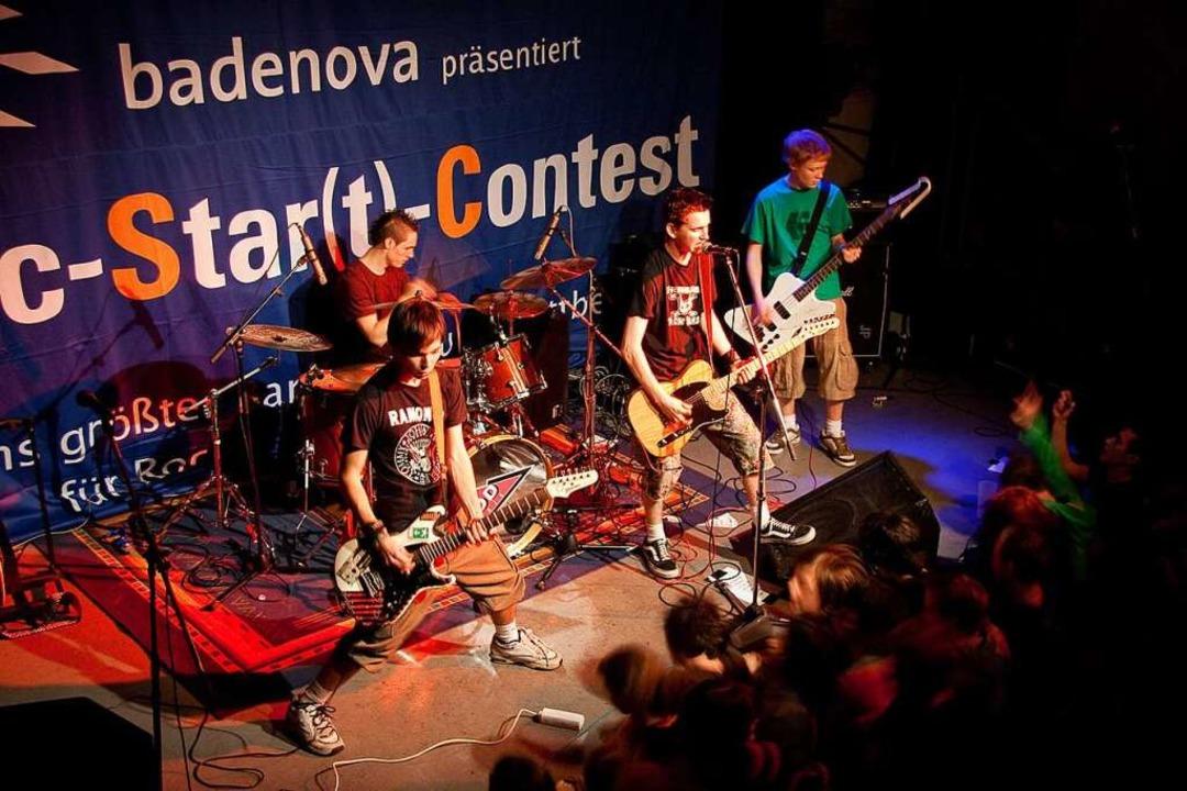 Die Anfänge beim Music Start Contest 2009  | Foto: Yournextboyfriend