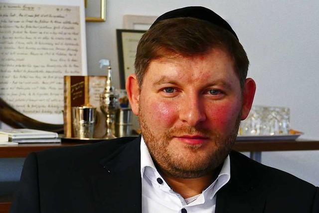 Landesrabbiner Moshe Flomenmann: