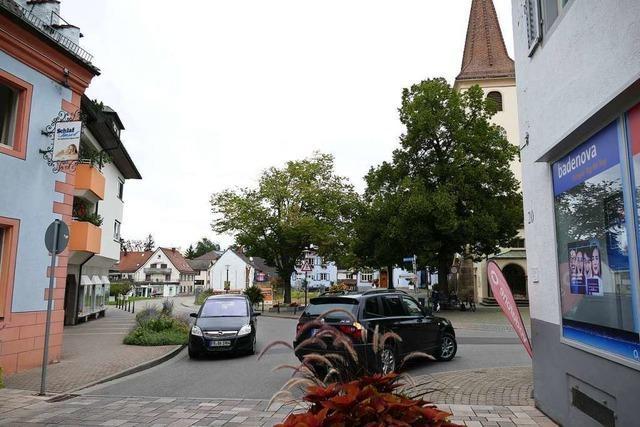 Wie Bad Krozingen einem Problem in der Stadtmitte begegnet