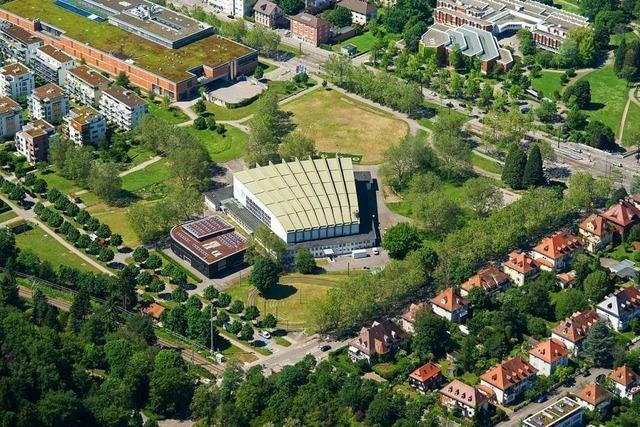 Diese Projekte buhlen um die Freiburger Stadthalle