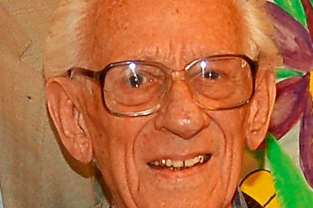 Heinrich Sander ist ab heute der älteste Todtmooser
