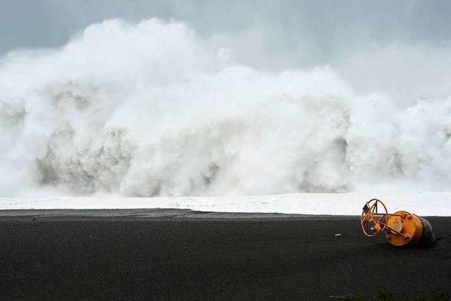 Mindestens 28 Menschen sterben bei Taifun in Japan
