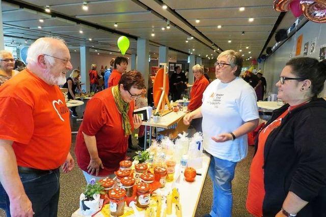 Fotos: Alle AWO-Ortsverbände des Kreises Lörrach feiern in Rheinfelden